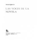 Las voces de la novela. --- Gredos, BRH nº194, 1973, Madrid. - mejor precio   unprecio.es