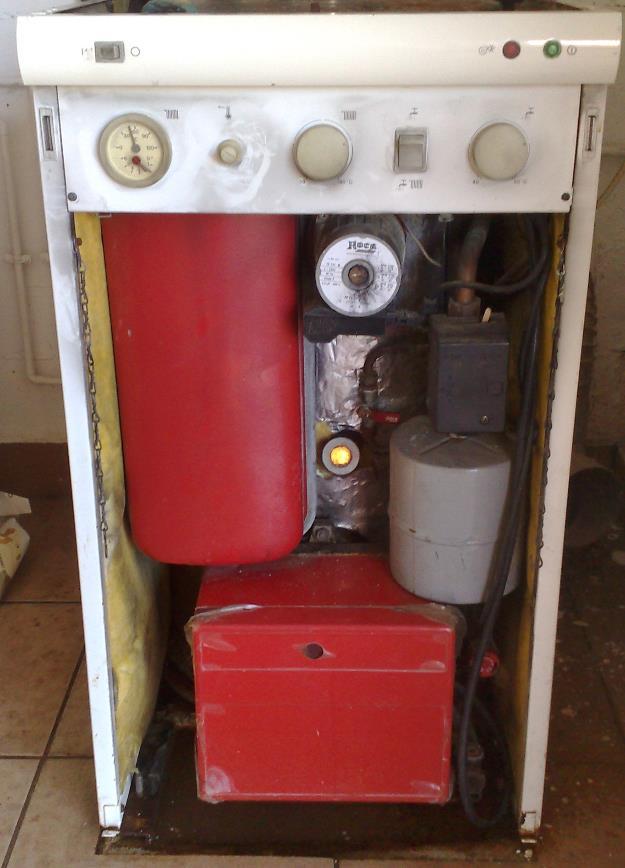 Reparacion calderas gasoil reparacion quemadores de for Reparacion calderas gasoil