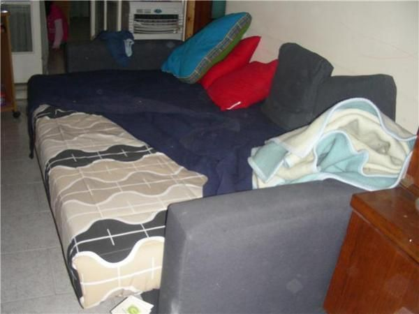 Vendo sofa cama 3 plazas 6 meses de uso 631006 mejor for Cama 6 plazas