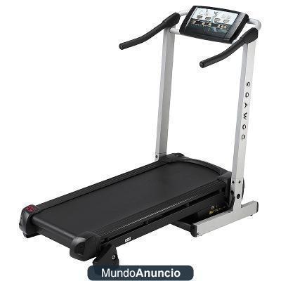 Cinta de correr domyos tc 530 mejor precio for Cinta para correr decathlon