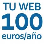Tu web por 100 euros - mejor precio | unprecio.es