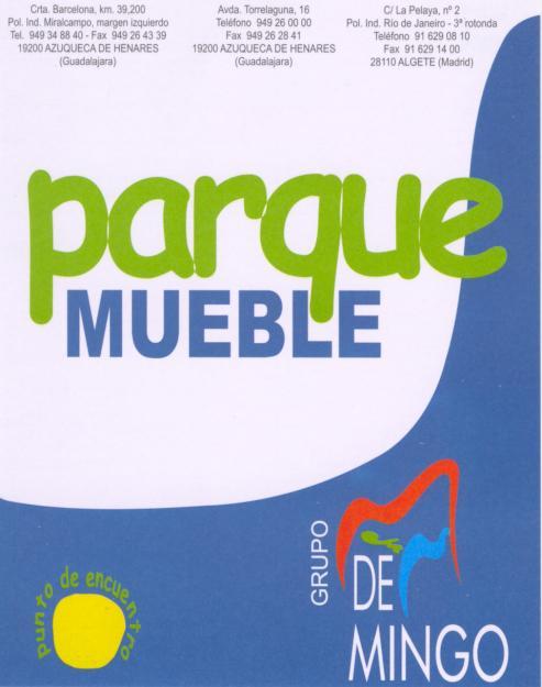 Parquemueble grupo de mingo mejor precio for Alpuch muebles