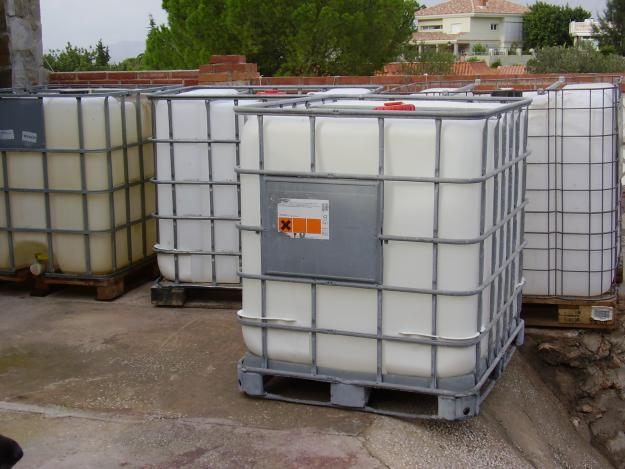 Depositos de agua 1000 l usados mejor precio - Depositos de agua potable precios ...