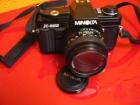 Vendo CAMARA FOTOS MINOLTA X-300 - mejor precio | unprecio.es