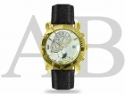 Vendo Reloj André Belfort Terra Nova gold silber - mejor precio   unprecio.es