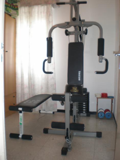 Gimnasio casero mejor precio for Precio gimnasio
