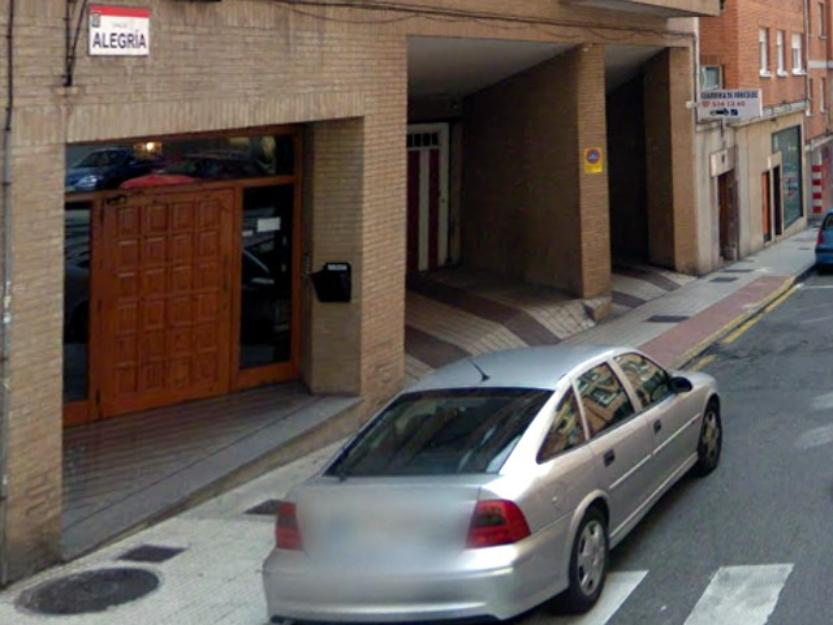 Alquiler plaza garaje a precio mínimo