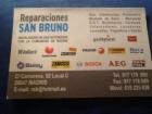 Reparaciones San Bruno - mejor precio | unprecio.es