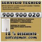 Servicio calderas chaffoteaux & maury 900 900 020 barcelona, satcasmar.com - mejor precio   unprecio.es