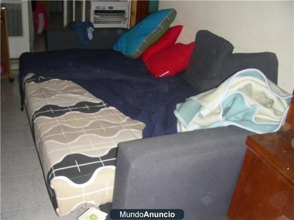 Vendo sofa cama 3 plazas 6 meses de uso 626361 mejor for Vendo sofa cama 2 plazas