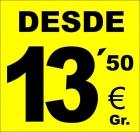 PAGO AL CONTADO - COMPRO ORO ALICANTE MURCIA ALBACETE VALENCIA - PAGAMOS DESDE 13,50 EUROS GRAMO JOYAS ORO DE 18 KILATES - mejor precio | unprecio.es