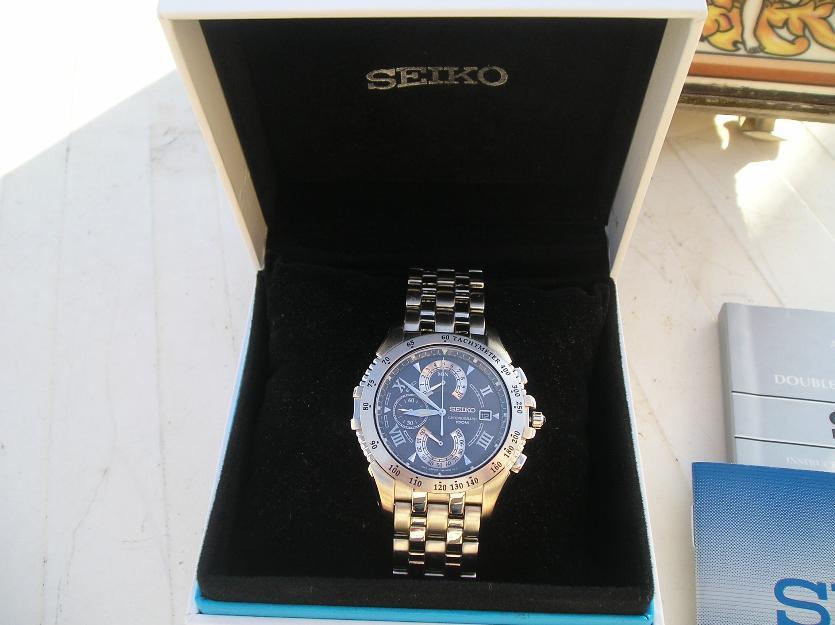 Vendo o cambio reloj Le Grand Seiko