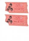 2 entradas originales concierto beatles barcelona 1965 - mejor precio | unprecio.es