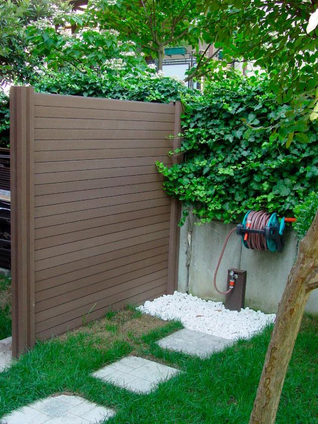 Vallas de madera sintetica mejor precio - Vallas jardin segunda mano ...