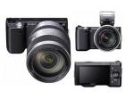 Sony® Nex-5 Reflex Dslr 14.2 Mp+ Lente 18-55 Mm + Accesorios 390 - mejor precio   unprecio.es