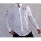 Camisa La Martina para Hombre - Modelo clásico color blanco. 60% dcto ¡¡super oferta!! - mejor precio | unprecio.es