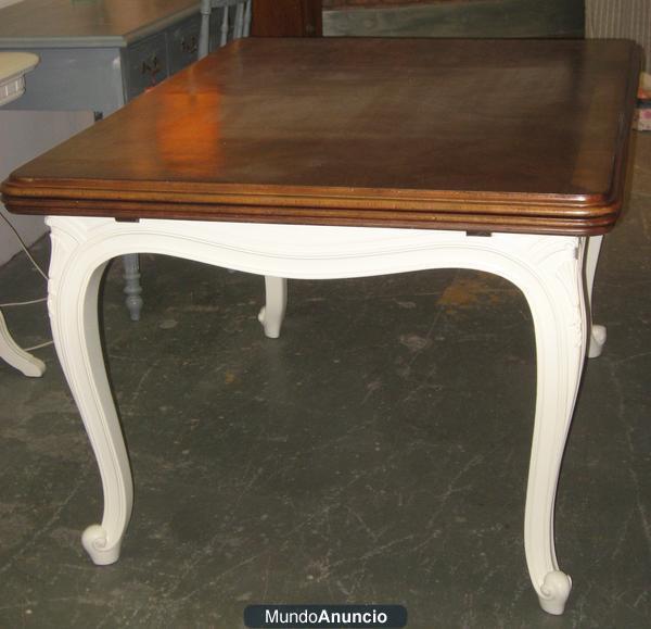 Mesa de comedor antigua 307202 mejor precio for Precios de mesas para comedor