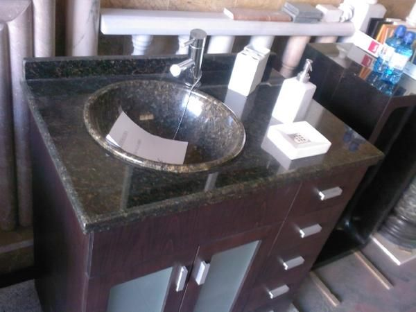 Lavabos en marmol y granitos en ofertas de stock mejor for Oferta granito marmol