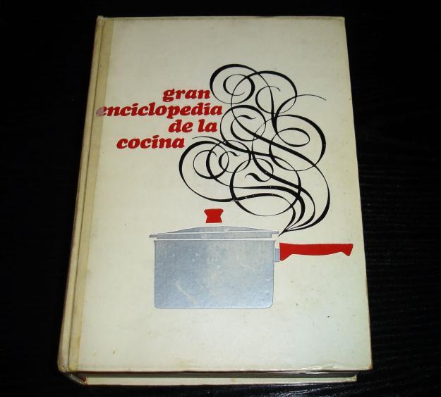 Gran enciclopedia de la cocina 202364 mejor precio for Enciclopedia de cocina pdf