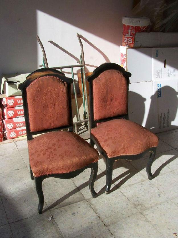 Sillas 6 originales de 1900 131463 mejor precio - Sillas originales ...