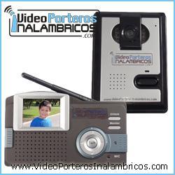 Video portero inal mbrico 310032 mejor precio - Video portero inalambrico ...