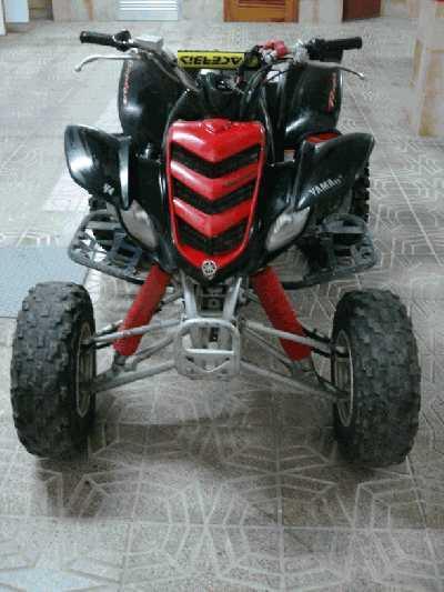 Vendo Yamaha Raptor 660r por 4600€. Año 2004