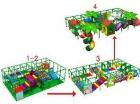 Condismat | Fabrica de Parques Infantiles y Parques de Bolas. Pistas Americanas - mejor precio | unprecio.es