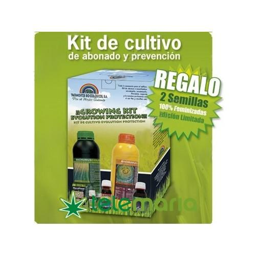 Kit de cultivo evolution protection mejor precio for Kit de cultivo de interior