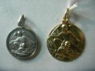 Medallas de virgenes y santos en oro y plata - mejor precio | unprecio.es
