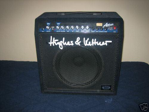 Ampli Hughes&Kettner 40 watios