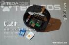Reloj de Pulsera con GSM Movil Doble SIM Libre - mejor precio   unprecio.es