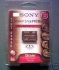 Memorias PSP 2gb Sony pro duo hs desde 46 euros - mejor precio | unprecio.es