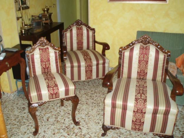 Muebles antiguos isabelinos mejor precio for Compra de muebles antiguos madrid