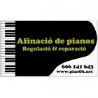 Afinació, regulació i reparació de pianos - mejor precio | unprecio.es