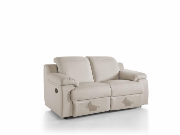 Conjunto sof s de piel italiana con asientos relax nuevos muy comodos 275188 mejor precio - Sofas muy comodos ...