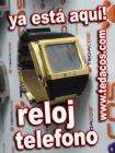 TEDACOS RELOJ TELEFONO MOVIL DE PULSERA BLUETOOTH PDA TACTIL MP4 / WATCH PHONE TEDACOS - mejor precio | unprecio.es