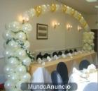 Decoracion con globos para fiestas - mejor precio | unprecio.es
