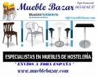 Mobiliario Hosteleria, Mesas, Sillas y Taburetes de Bar y Restaurante en Mueble Bazar.com - mejor precio | unprecio.es