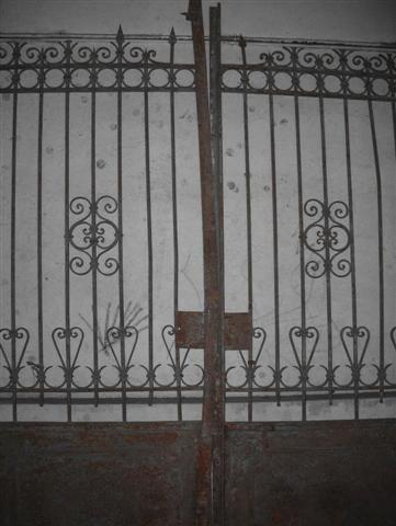 Rejas de forja antiguas amazing perfect tres rejas art nouveau de hierro forjado iguales rejas - Rejas de forja antiguas ...