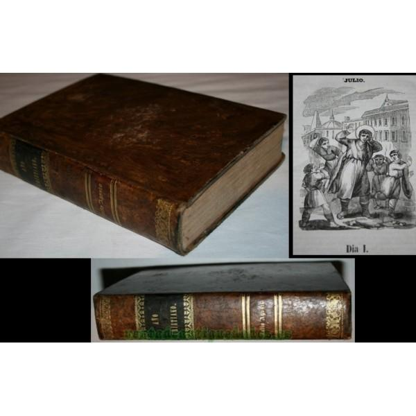 Oferta libros antiguos del siglo xvii xviii xix - Libros antiguos valor ...