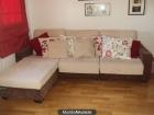 Vendo sofa 3 cuerpos con chaiselongue - mejor precio | unprecio.es