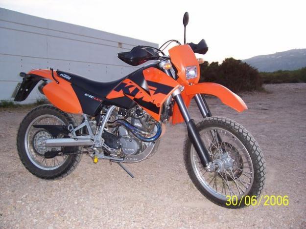 Vendo KTM 640 LC4 ENDURO