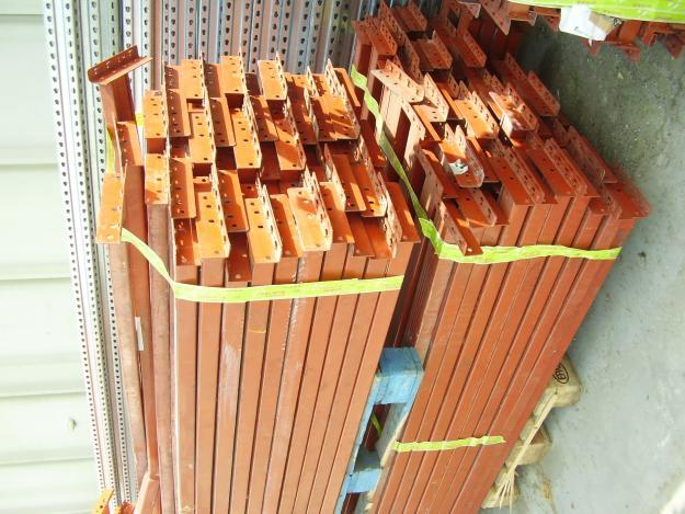 Estanterias metalicas industriales de paletizacion 411742 - Precio estanterias metalicas ...