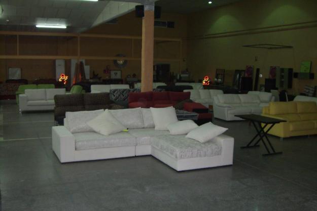 Stocks de sofas y muebles mejor precio for Stock de muebles
