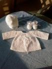 Ropita de bebe hecha a mano - mejor precio | unprecio.es