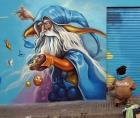 alicante graffiti murales decoracion - mejor precio   unprecio.es