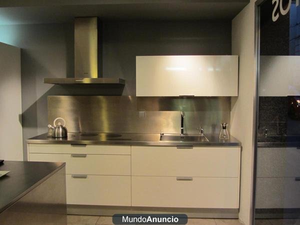Cocina de alta gama modelo santos liquidaci n mejor for Cocinas alta gama
