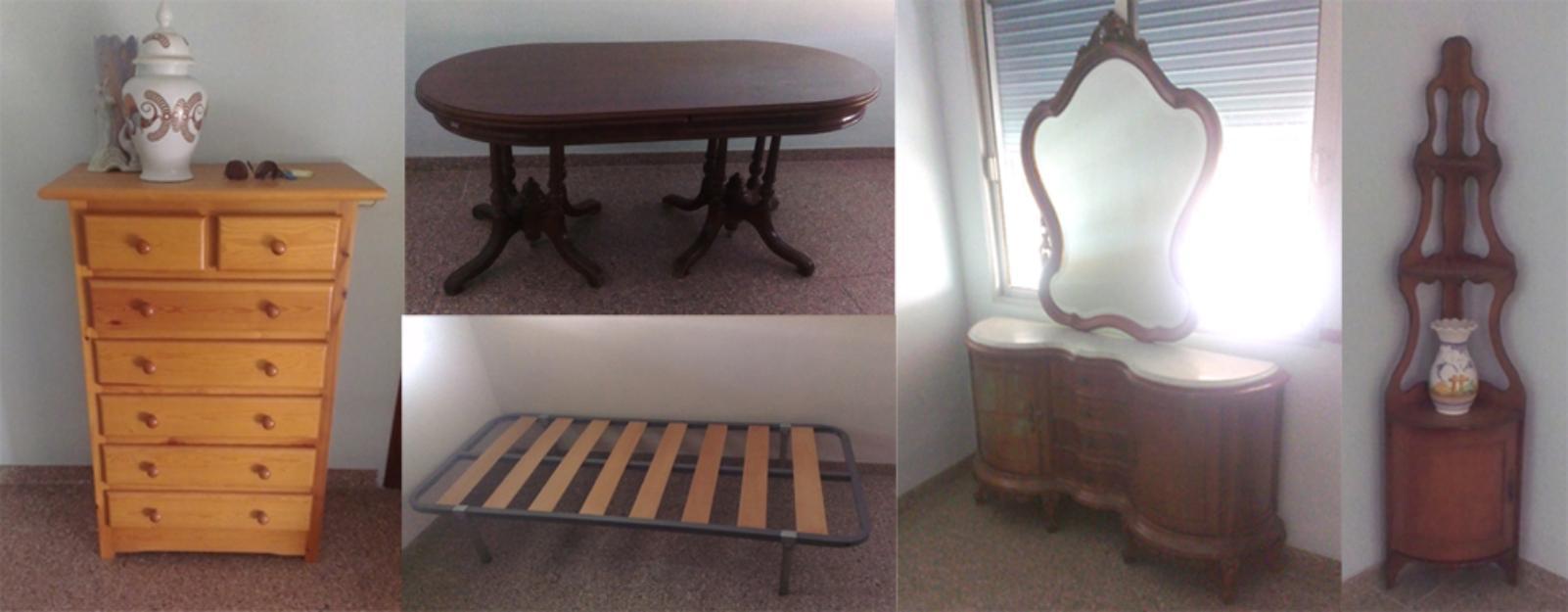 Varios muebles, muy buen estado, economicos  mejor precio  unprecio