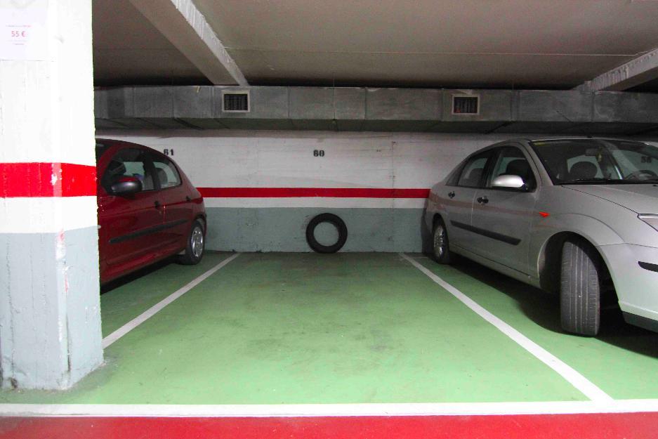 Alquiler garaje parking 50€ Av Sardiñeira Mallos A Coruña