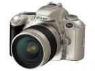 Camara Reflex Nikon F55 con dos Objetivos 28-80mm y 70-300mm - mejor precio | unprecio.es
